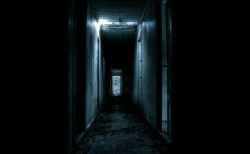 коридор, тюрьма