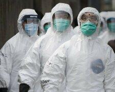 епідемія, вірус