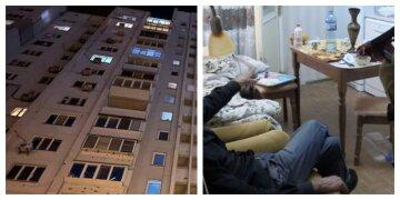 """""""Взяв у заручники"""": киянин проник у квартиру через вікно на 9-му поверсі, деталі"""