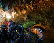пещера таиланд