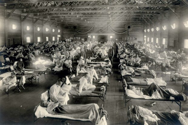 эпидемия, болезнь, вирус