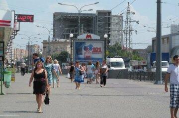 погода, жара, Харьков