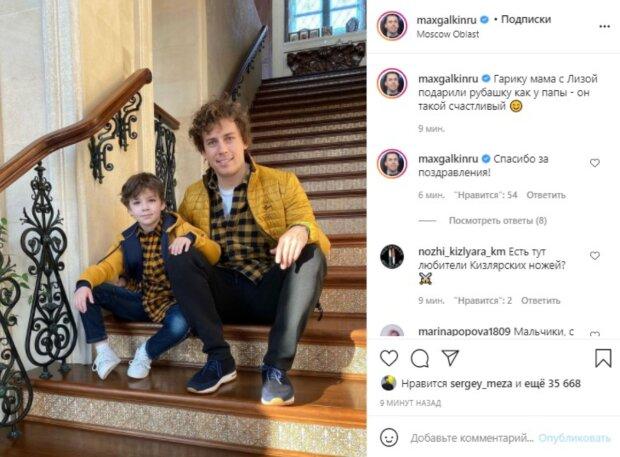 """Живущий в замке сын Пугачевой и Галкина похвастался необычным подарком от мамы на 23 февраля: """"Такой счастливый"""""""