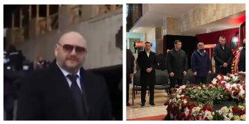 """""""Опустився на коліно і заплакав"""": син Кернеса розповів, чому Добкін стрімголов покинув похорон мера"""