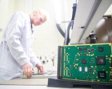 производство компьютеров