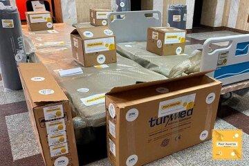 Фонд Ріната Ахметова і ДТЕК допомогли Київській лікарні