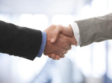 рукопожатие договор соглашение