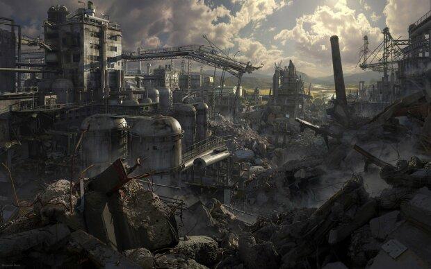 катастрофа, конец света