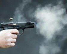 стрельба, расстрел, оружие,