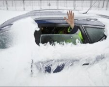 Снег-машина-сугроб