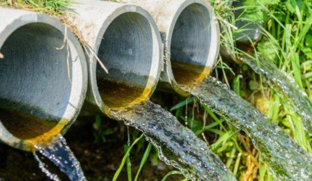трубы, канализация, вода
