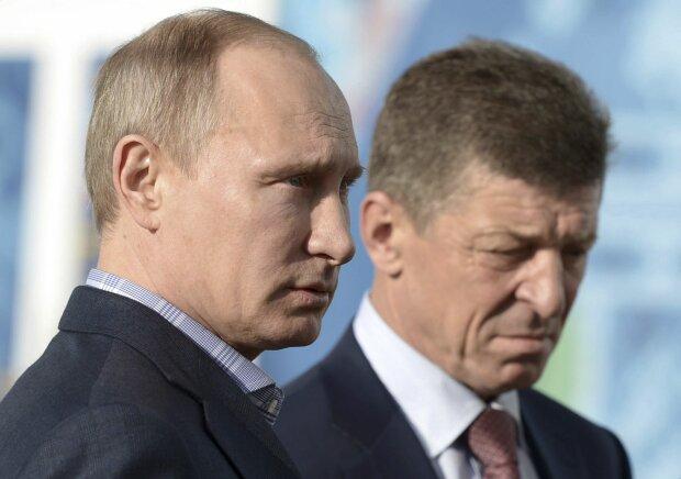 Владимир Путин, Дмитрий Козак