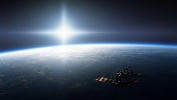 мкс солнце космос