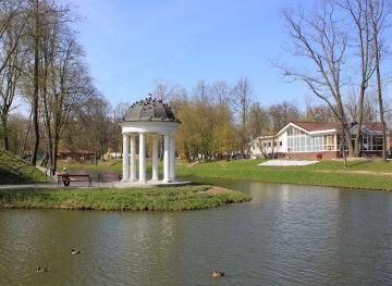 парк Калининград РФ