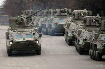 Укроборонпром оружие БТР танк