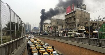 Теракт Багдад