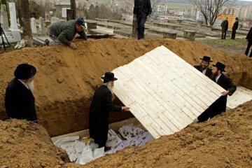 евреи, массовое захоронение