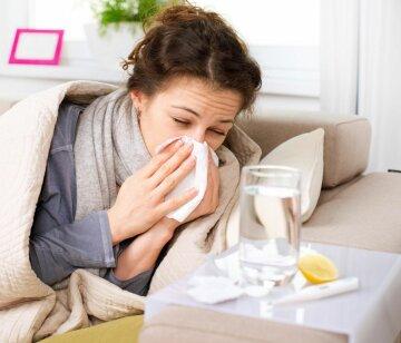 как лечить насморк, грипп, простуда