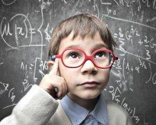школа, школьник, умный, интеллект, ребенок