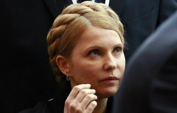 Тимошенко со скандалом покинула дебаты: «Зашла на 5 минут»