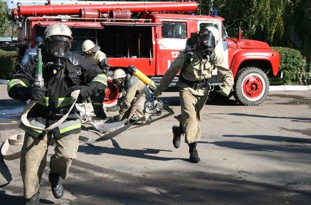 """""""Ядерный гриб"""" поднялся над Киевом, срочное заявление МЧС: """"Советуем не паниковать и..."""""""