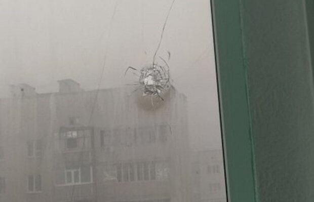 У Дніпрі з'явилися стрілки-хулігани, фото: атакують вікна квартир