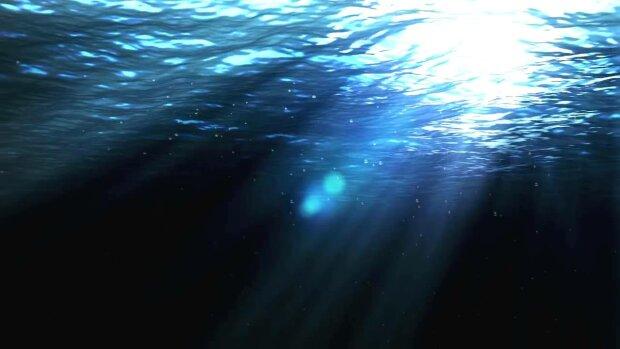 глубина, океан, море