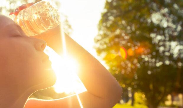 жара, солнце, лето, погода