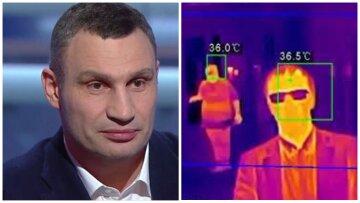 Вимірювання температури та розпізнавання обличчя: у Кличка облажалися з камерами за 65 мільйонів