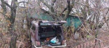 """14-річний харків'янин за добу вкрав і відразу ж розбив три машини, фото: """"хотів повчитися їздити"""""""