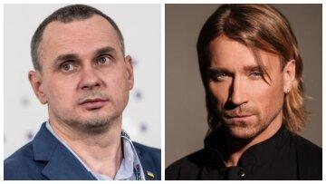 """З'ясувалося, що пов'язує Олега Винника з дівчиною, яка народила Сенцову дочку: """"Ось це поворот!"""""""
