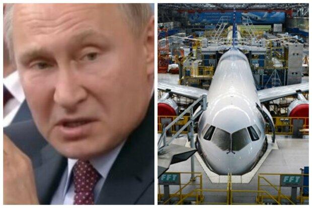 """""""Всі шляхи закрито"""": Захід вирішив остаточно добити авіабудування РФ, всі подробиці"""