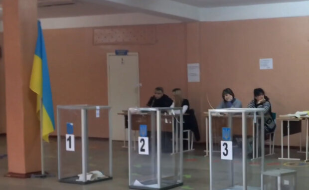 вибори, виборча дільниця