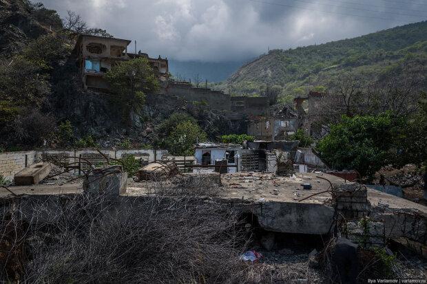 Постапокалиптические пейзажи Венесуэлы после разрушающего наводнения (фото)