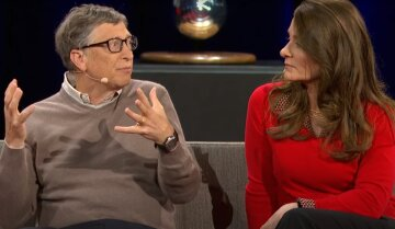 """Білл Гейтс розлучається після 27 років шлюбу, фото: """"виховали трьох дітей"""""""