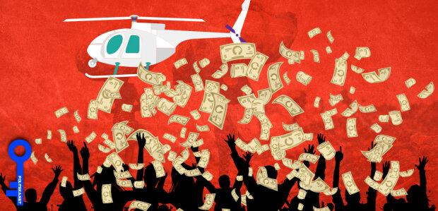 ДеньгиДевушкиВертолет