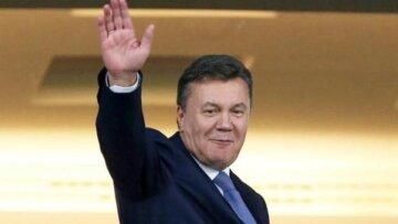 Опухлий із втомленими очима: Янукович нажахав зовнішнім виглядом