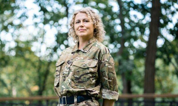 """Украинка отправилась в АТО и успешно защищала страну от оккупантов, фото: """"Всех сепаров уничтожу"""""""