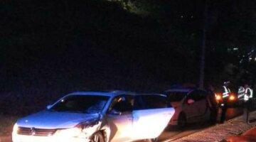 В Харькове авто сбило девушку на лошади, все закончилось печально: фото с места