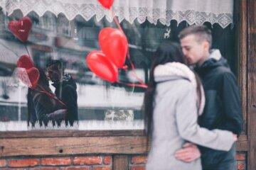 день влюбленных любовь