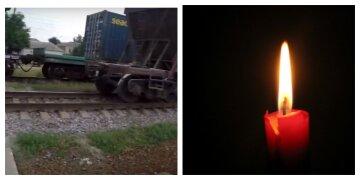 """В Одессе поезд сбил мужчину, детали: """"экстренно затормозил, но..."""""""