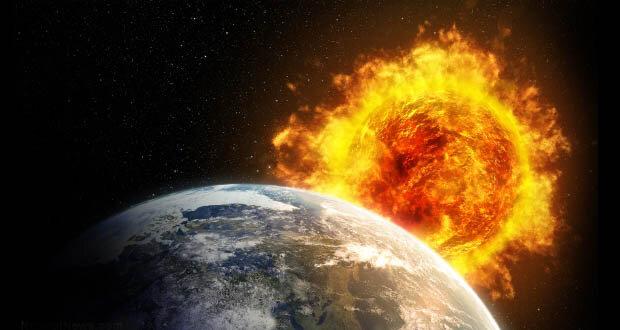 NASA опубликовало фото Земли со стороны Солнца