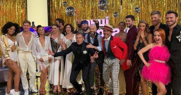 танці з зірками, танцы со звездами 2019