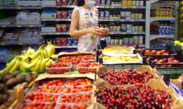 цены, продукты, супермаркет