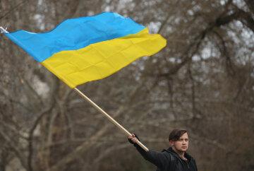 Флаг Украины, украинцы