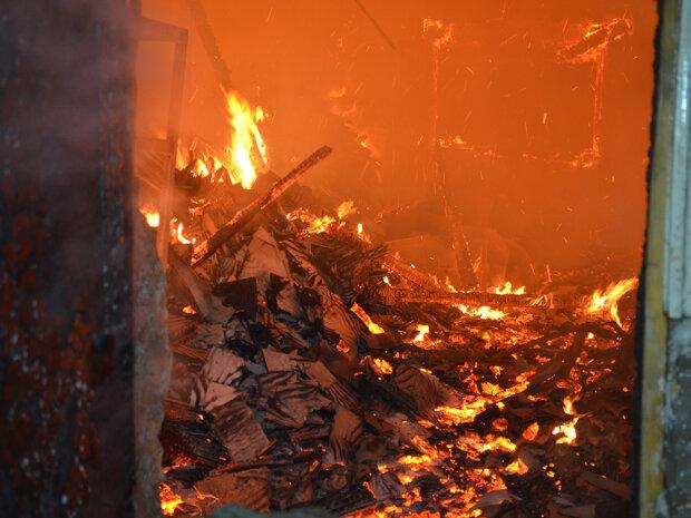 Было страшно: в сети появились кадры огненного ада в Николаеве