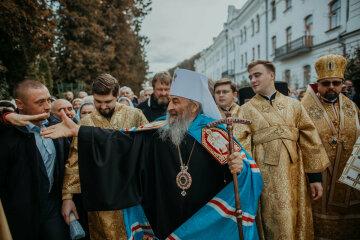 На честь 30-річчя Донецької єпархії у Святогірській лаврі провели урочистості