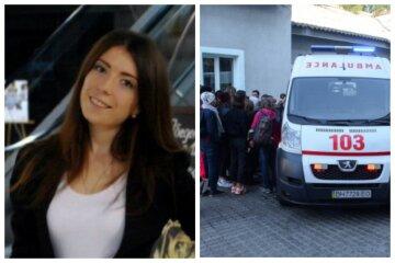 """Хрупкая девушка спасла человеческую жизнь в Одессе: """"скорая приехала через 40 минут"""""""