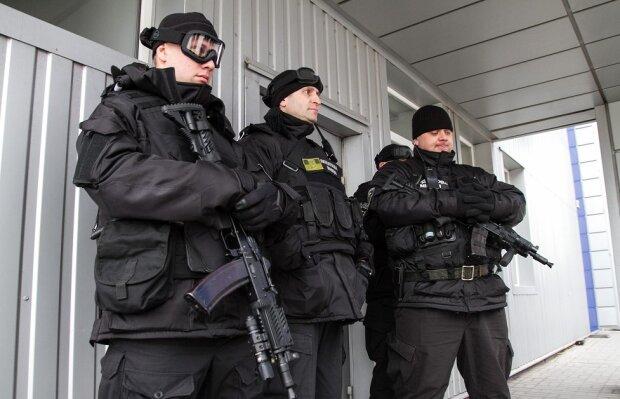 полиция силовики