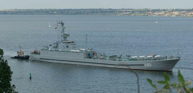 УНИАН ВМС Украина корабль флот